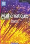 Sigma ; Mathématiques ; 1ères Stg ; Ouvrage