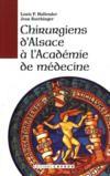 Chirurgiens d'Alsace à l'académie de médecine