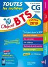 Objectif BTS ; comptabilité et gestion ; 1re et 2e années ; toutes les matières (édition 2019)