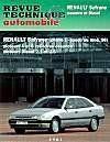REVUE TECHNIQUE AUTOMOBILE N.722.2 ; Renault Safrane ess/diesel (92-96)
