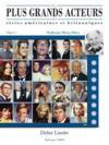Les plus grands acteurs des séries américaines et britanniques t.1