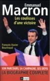 Emmanuel Macron ; les coulisses d'une victoire