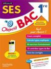 Objectif bac ; spécialité SES ; 1re ES