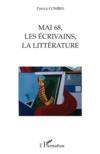 Mai 68, les écrivains, la littérature