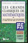 Grands classiques de maths mp pc pt psi algebre geometrie