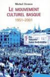 Le mouvement culturel basque t1 1951-2001