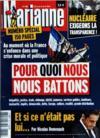 Marianne N°728 du 02/04/2011