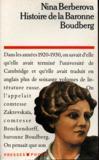 L'Histoire De La Baronne Boudberg