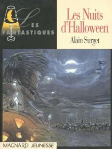 Les Nuits D Halloween Alain Surget Livre France Loisirs